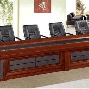 Leads Conference Table