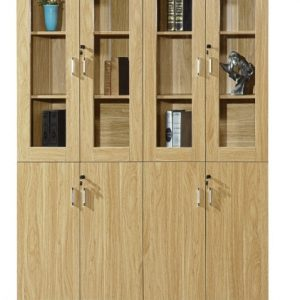 Light Oak Filing Cabinet