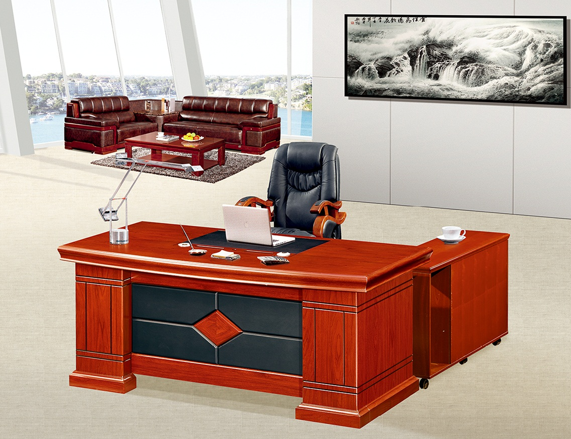 What To Look For In An Executive Office Desk