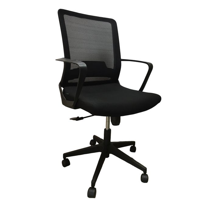 Black Midback Office Chair