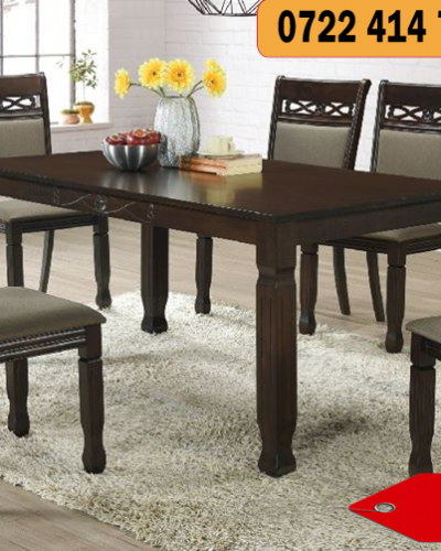 Miami 6 Seater Dining Set