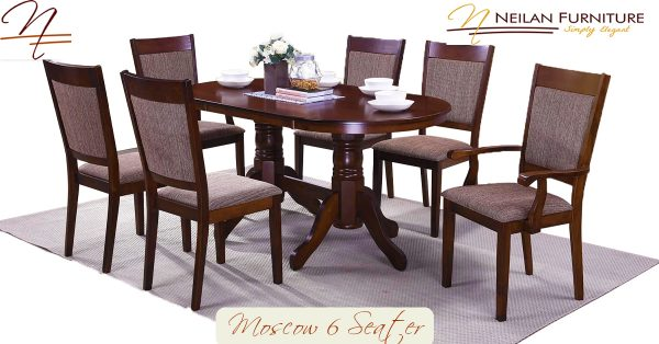Oval Dining Set