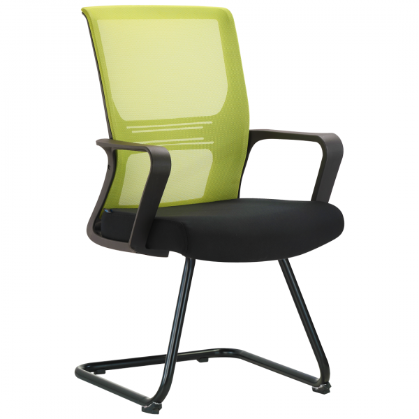Green Visitor Waiting Chair