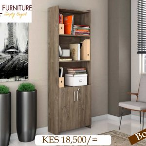 Paris 3 Shelve Bookshelf in Kisii