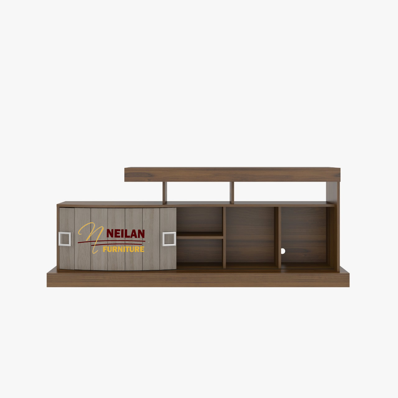 Everest Tv Stand - Brown