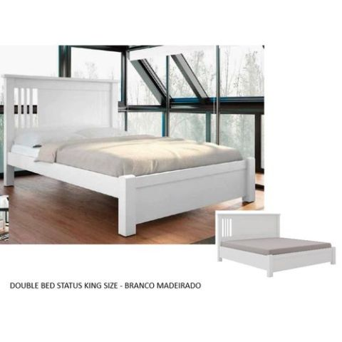 Status Bed - King Size Bed